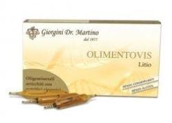 LITIO OLIMENTOVIS 60 ML - Farmacia 33