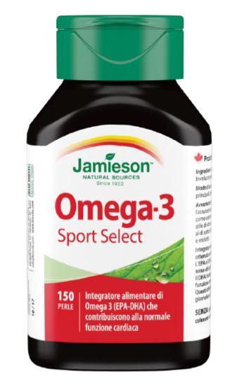 OMEGA-3 SPORT SELECT 150 PERLE - Farmacia Basso