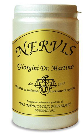 NERVIS 400 PASTIGLIE - Farmaseller