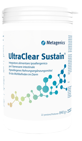 ULTRACLEAR SUSTAIN 840 G - Farmacia 33