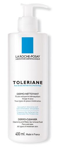 LA ROCHE POSAY TOLERIANE DERMO DETERGENTE VISO OCCHI 400ML - Farmastar.it