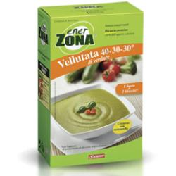 Enervit EnerZona Vellutata 40-30-30 Di Verdure 4 Buste Da 48g - Farmapage.it