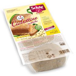 SCHAR CIABATTINE RUSTICHE 200 G - Farmafirst.it