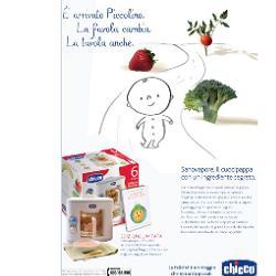 Chicco Ricettario Piccolino - Arcafarma.it