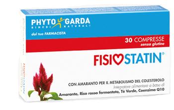 FISIOSTATIN 30 COMPRESSE - FARMAPRIME