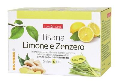 NATURPLUS TISANA LIMONE/ZENZERO 20 FILTRI - Farmafirst.it