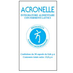 ACRONELLE 30 CAPSULE - Farmaciacarpediem.it