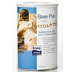 LINEAMED BASE PLUS SHAKE CIOCCOLATO - farmasorriso.com