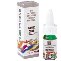 ARANCIO DOLCE OLIO ESSENZIALE NATURALE 10 ML - Farmacia Castel del Monte