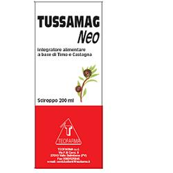 TUSSAMAG NEO SCIROPPO 200 ML - Farmapage.it