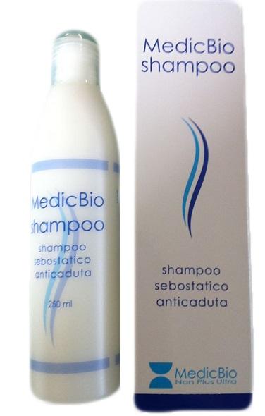 MEDICBIO SHAMPOO 250 ML - farmaciadeglispeziali.it