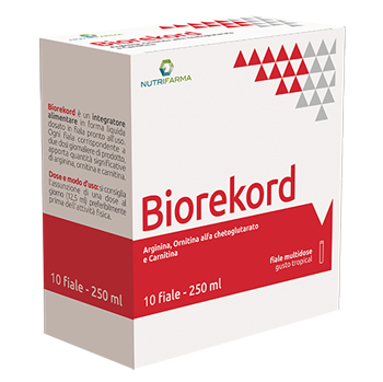 BIOREKORD 10 FLACONCINI 25 ML - Farmapage.it