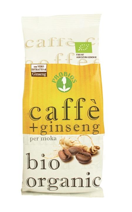 CAFFE' + GINSENG PER MOKA 250 G - Farmaseller