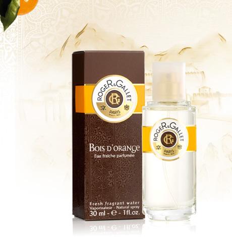 ROGER&GALLET BOIS D'ORANGE EAU FRAICHE PARFUMEE VAPO 30 ML F - Farmacia Massaro