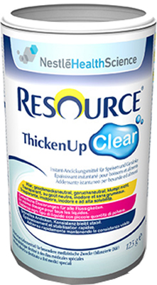 RESOURCE THICKENUP CLEAR NEUTRO 125 G - Farmastop