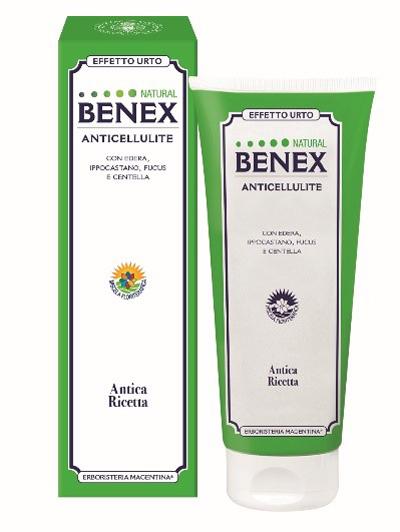 BENEX ANTICELLULITE 200 ML - Farmapass