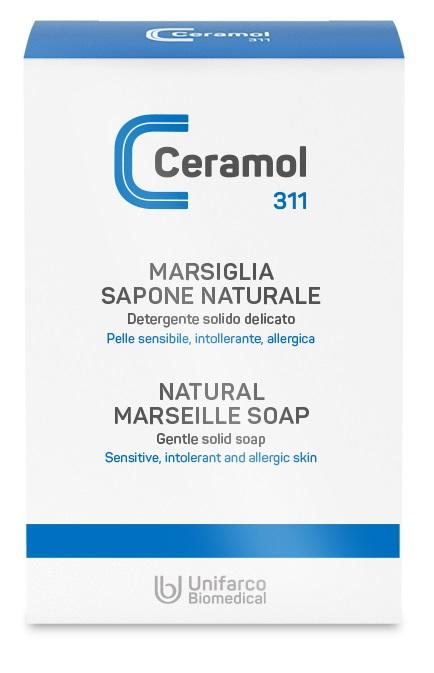 CERAMOL SAPONE MARSIGLIA 100 G - Farmaseller