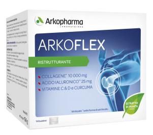 Arkoflex Ristrutturante 14 Bustine - latuafarmaciaonline.it