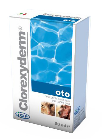 CLOREXYDERM OTO LIQUIDO 50 ML - Farmapage.it