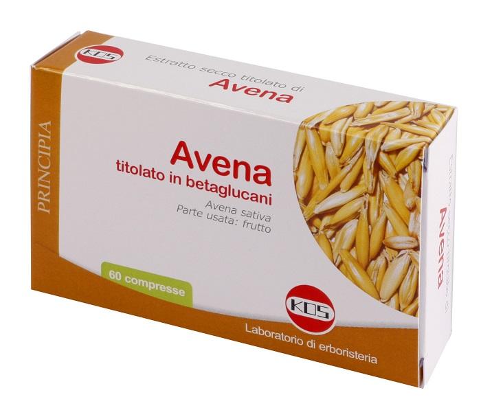 BETAGLUCANI AVENA ESTRATTO SECCO 60 COMPRESSE - Farmacia Centrale Dr. Monteleone Adriano