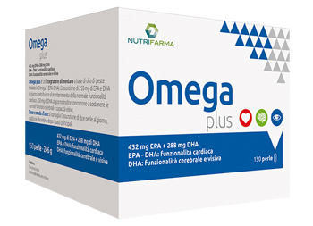 OMEGA PLUS 60 PERLE - Farmapage.it