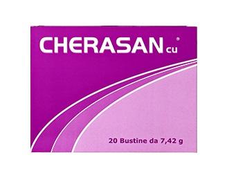 CHERASAN CU 20 BUSTINE - Farmaseller