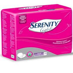 PANNOLONE PER INCONTINENZA SERENITY LIGHT LADY MAXI 30 PEZZI - Farmaunclick.it