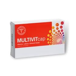 MULTIVITCAP 30 CAPSULE - Farmaciaempatica.it