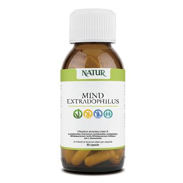 MIND EXTRADOPHILUS 60 CAPSULE - Farmaseller