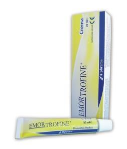 EMORTROFINE CREMA PROCTOLOGICA 30 ML - Farmapage.it