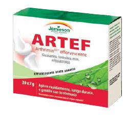 ARTEF ARTHRIMIN 20 BUSTINE