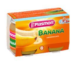 Plasmon Omogeneizzato Banana 104g 6 Pezzi - La farmacia digitale