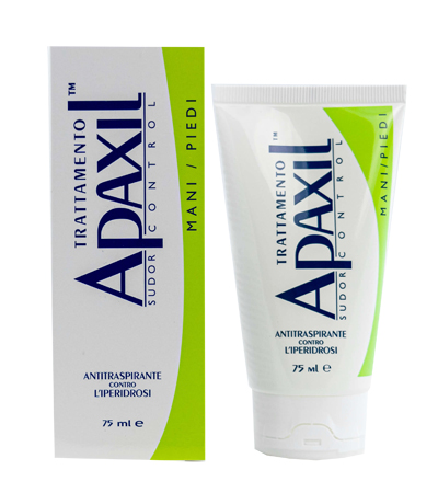 APAXIL SUDOR CONTROL MANI PIEDI NOTTE 75 ML - Farmafamily.it