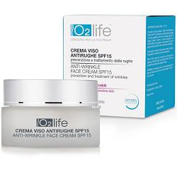 O2LIFE CREMA VISO ANTIRUGHE 50 ML - Farmaseller