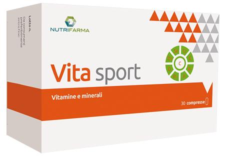 VITASPORT 30 COMPRESSE - Farmapage.it