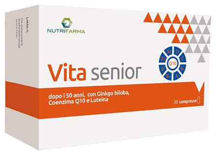 VITASENIOR 30 COMPRESSE - Parafarmaciaigiardini.it