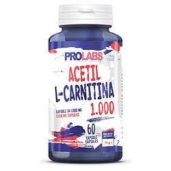 PRO LABS ACETIL L-CARNITINA 60 CAPSULE - Farmacia Massaro