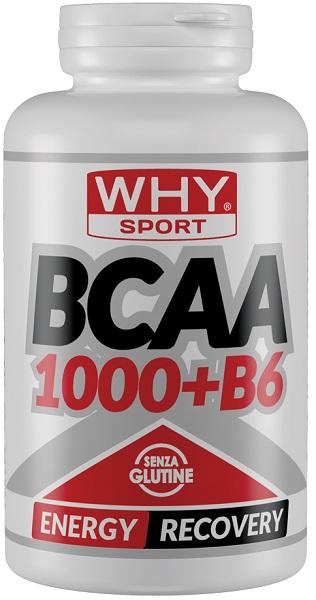 BCAA 1000 +B6 300 COMPRESSE - Farmia.it