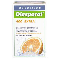 MAGNESIUM DIASPORAL ARAANCIA 20 BUSTINE - Farmacia Centrale Dr. Monteleone Adriano