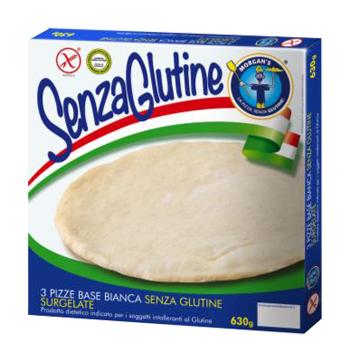 PIZZA BASE BIANCA SURGELATA 630 G