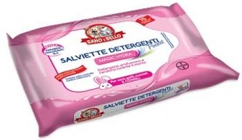SANO E BELLO SALVIETTE POCKET MAGIC HYDRA 15 PEZZI - Farmacia Centrale Dr. Monteleone Adriano
