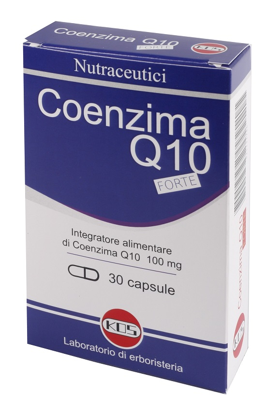 COENZIMA Q10 FORTE 30 CAPSULE - Farmacia Centrale Dr. Monteleone Adriano