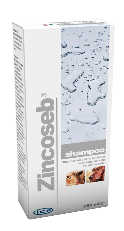 ZINCOSEB SHAMPOO 250 ML - Farmastar.it