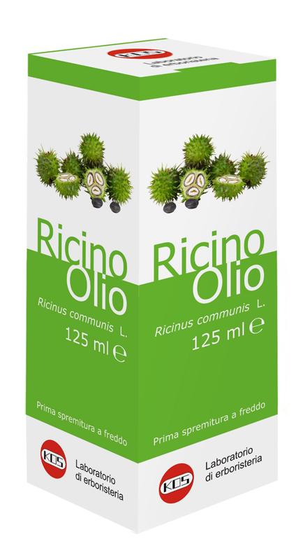RICINO OLIO 125 ML - farmaventura.it