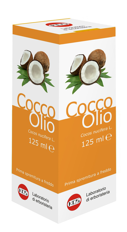 COCCO OLIO 125 ML - FarmaHub.it