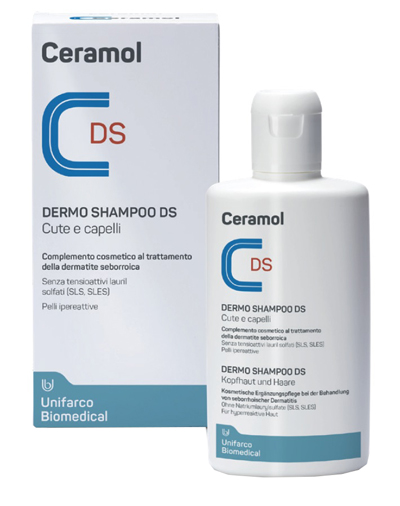 CERAMOL DS DERMO SHAMPOO 200 ML - Sempredisponibile.it