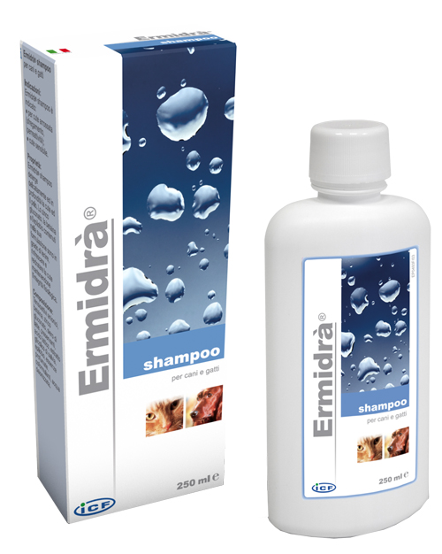 ERMIDRA' SHAMPOO 250 ML - Farmastar.it