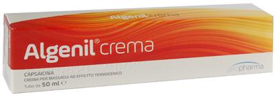 ALGENIL CREMA PER MASSAGGI AD EFFETTO TERMOGENICO 50 ML - Farmastar.it