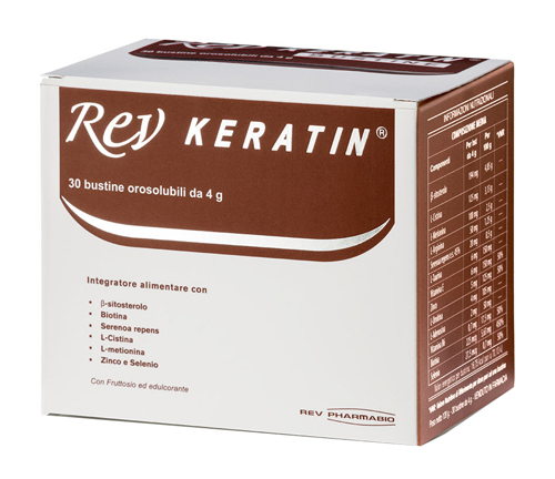 REV KERATIN 30 BUSTINE - Farmabenni.it