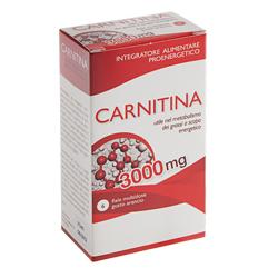 CARNITINA 6 FLACONCINI 25 ML